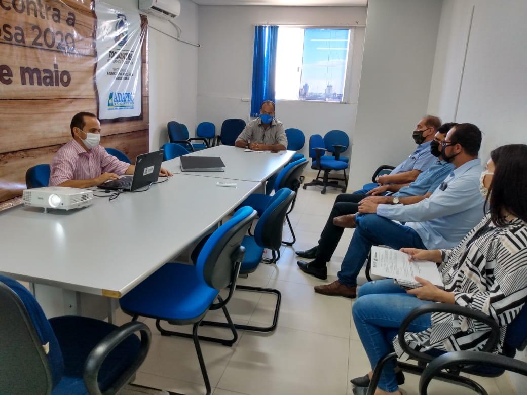Órgãos discutem em fase final, regulamentação de produtos artesanais lácteos no Tocantins