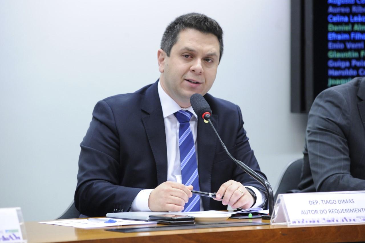 Projeto de Tiago Dimas cria Programa Emergencial de Apoio a Grupo de Risco
