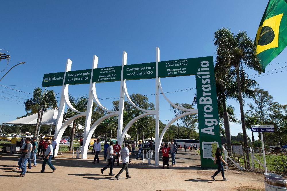 Embrapa apresentará mais de 90 tecnologias na AgroBrasília 2020