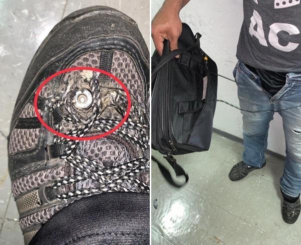 Homem é preso em SP com câmera escondida no tênis para filmar partes íntimas de mulheres