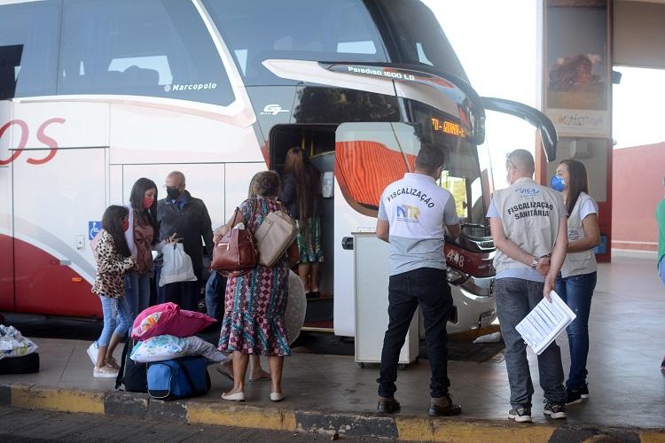ATR reforça ações de fiscalização em Palmas e no interior