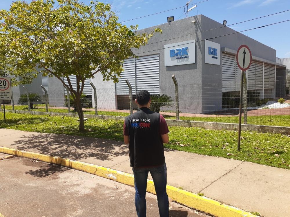Solicitação do Procon é atendida pela BRK e empresa vai parcelar valor retroativo referente taxa de esgoto em Palmas