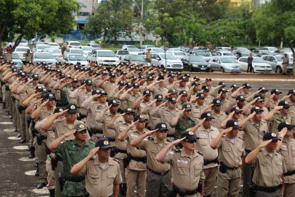 Comando da Polícia Militar destaca empenho da instituição para que concurso seja realizado ainda em 2020