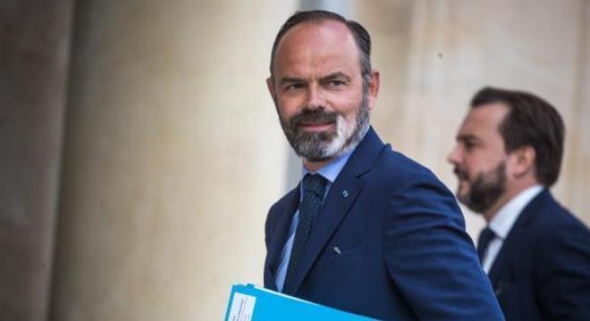 Édouard Philippe, primeiro-ministro da França, pede demissão
