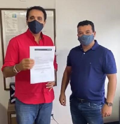 A pedido de Jailton Bezerra, deputado Gaguim confirma aquisição de veículos para reforçar frota de Dianópolis