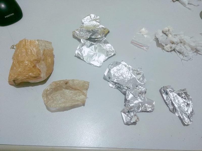 Em operação contra criminalidade, Polícia Civil prende três suspeitos por tráfico de drogas em Paranã