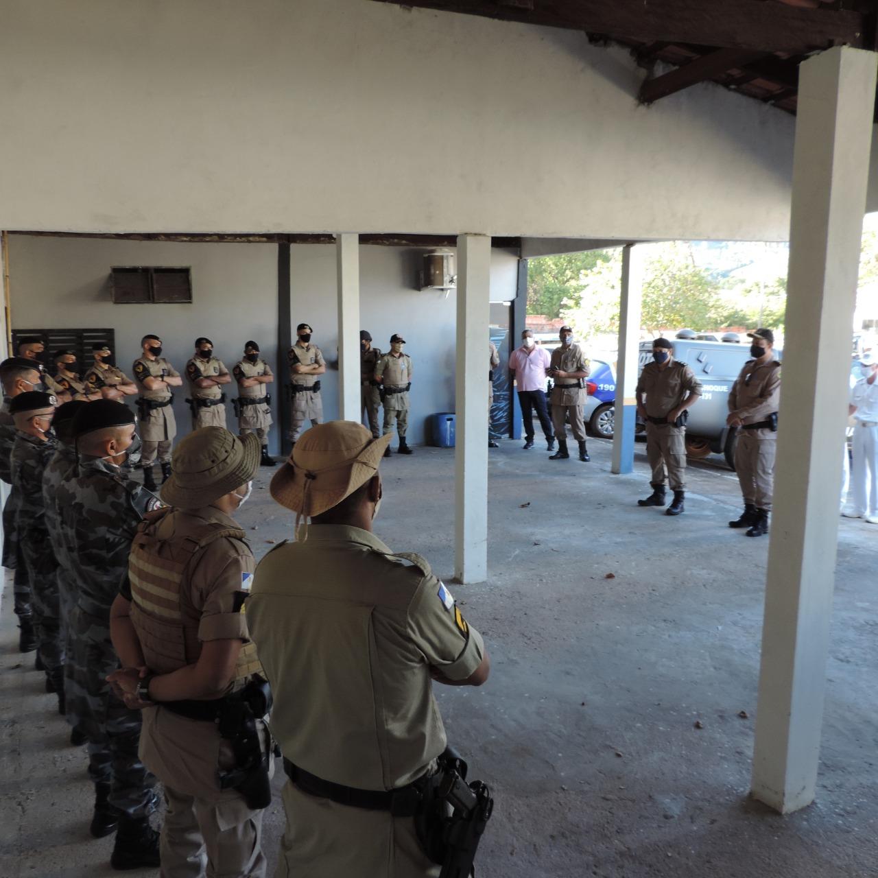 Polícia Militar deflagra Operação Integrada em Paraíso do Tocantins e região