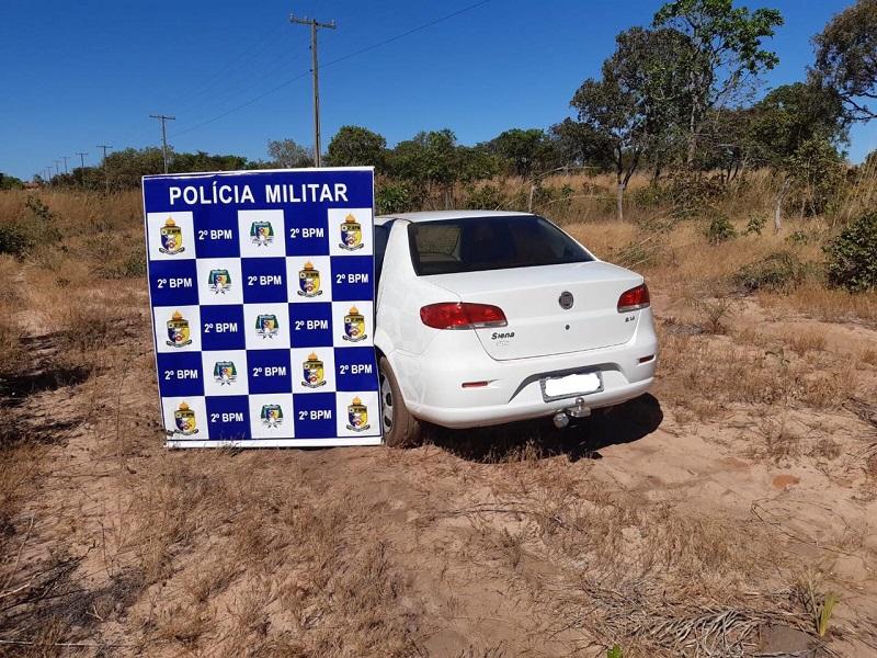 PM recupera três veículos automotores em Araguaína
