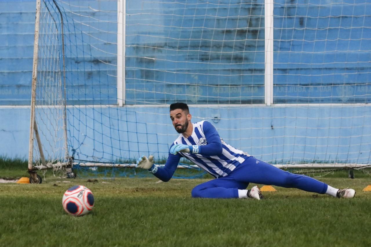 Goleiro do Paysandu fala sobre expectativa pela volta do futebol