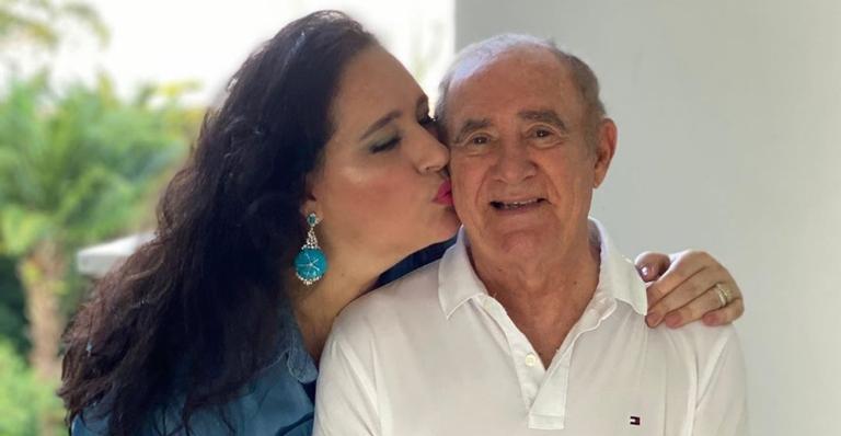 """Esposa de Renato Aragão rebate comentário de que eles são 'arrogantes': """"Gostam de inventar"""""""