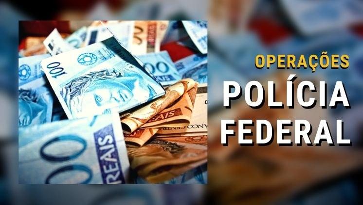 PF encontra um dos maiores laboratórios de falsificação de moeda no Brasil