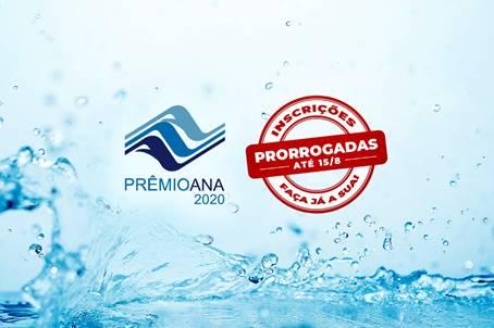 Inscrições para o Prêmio ANA 2020 são prorrogadas até 15 de agosto