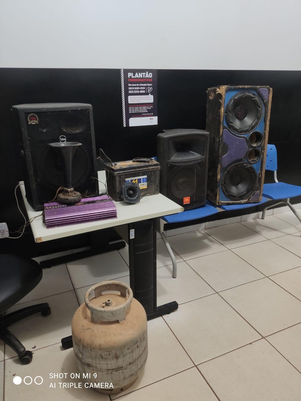 Polícia Civil apreende produtos que tinham sido furtados de igreja no Aureny III no mês de março