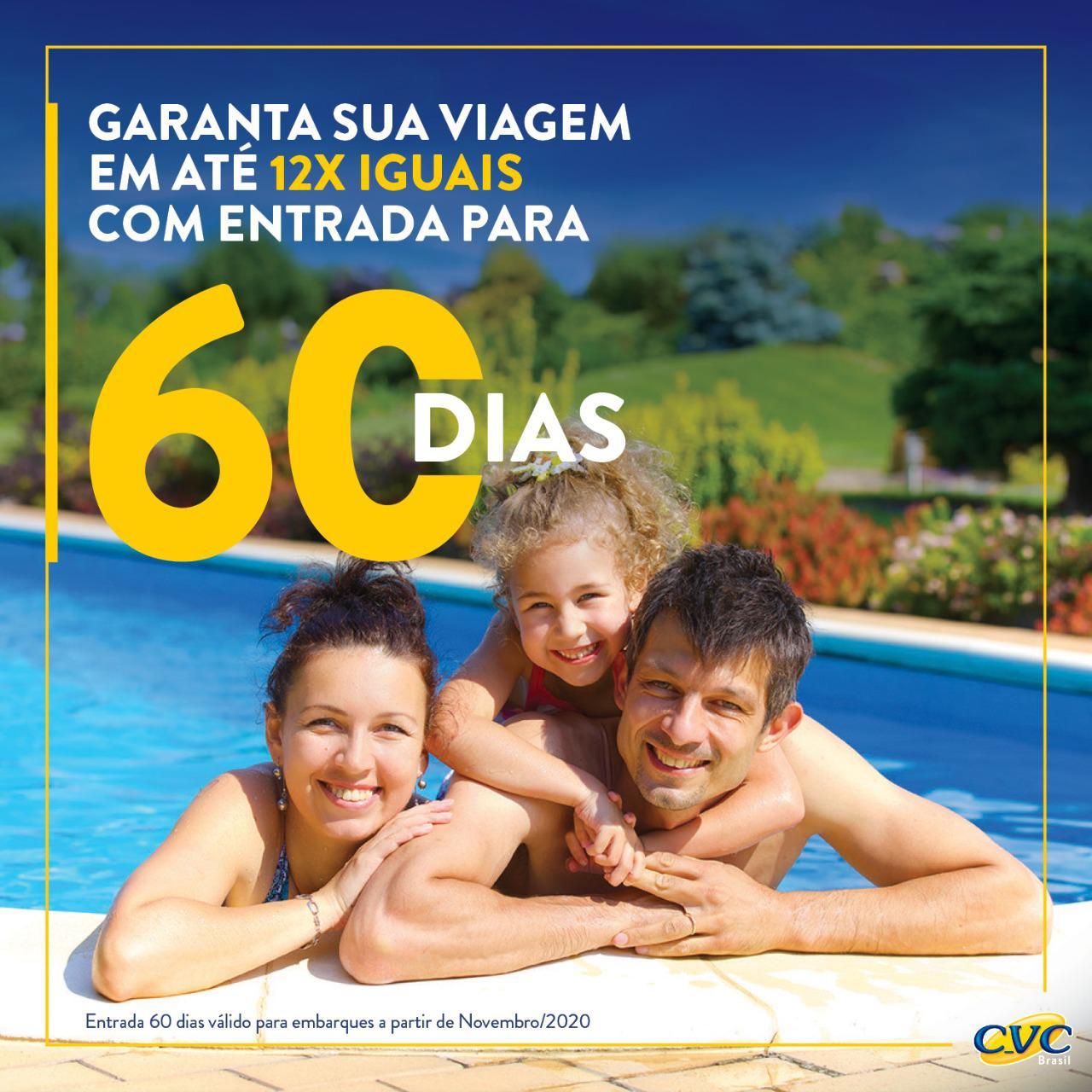 Programe sua viagem com a CVC: Pacotes de Palmas para as mais belas praias do Nordeste com parcelas a partir de 74 reais