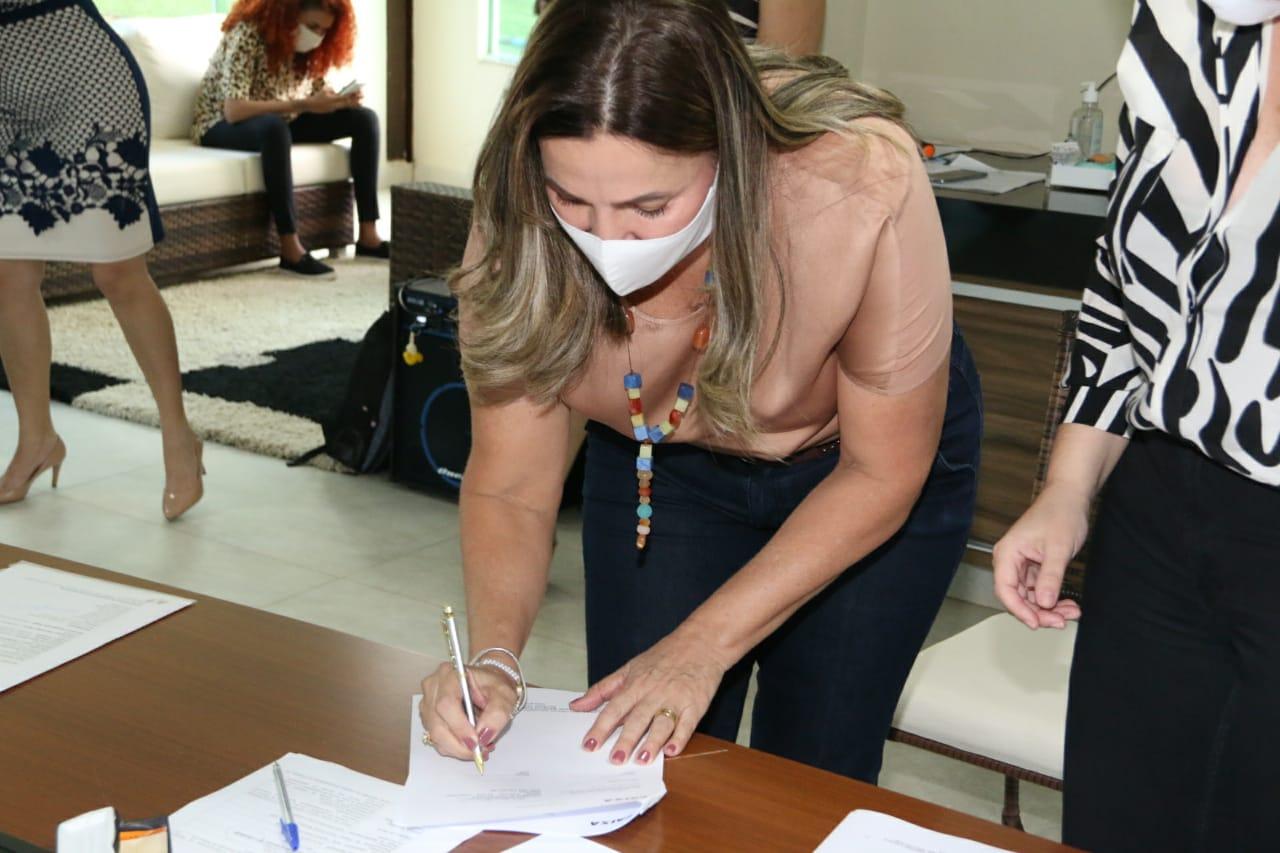 Taquari ganha Centro de Convivência do Idoso com emendas de R$500 mil de Dulce Miranda