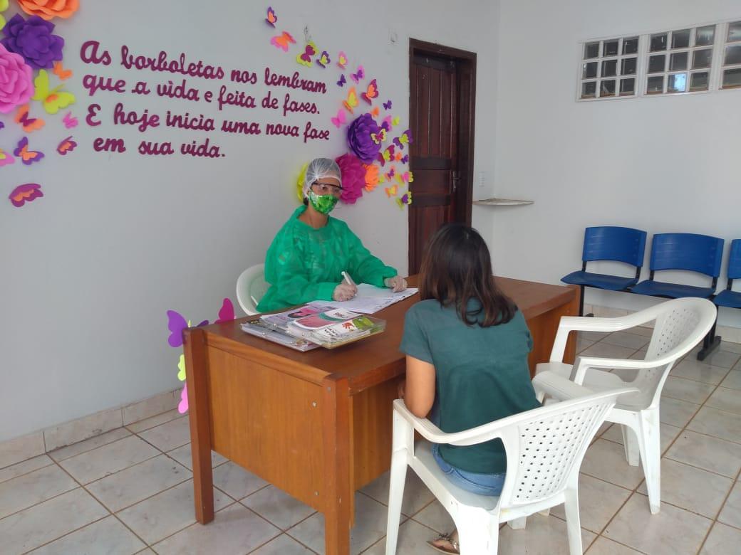 CREAS de Paraíso dá atenção especial às famílias com direito violado durante período da pandemia