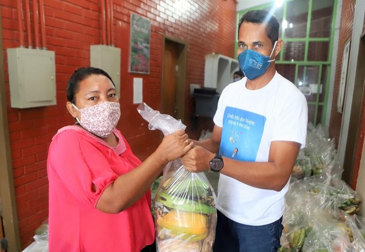 Mais de 47 mil atendimentos sociais já foram realizados durante enfrentamento à covid-19 em Araguaína
