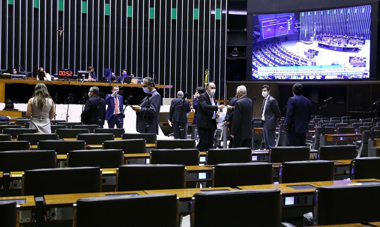 Câmara retira saque do FGTS de pauta e texto perderá validade