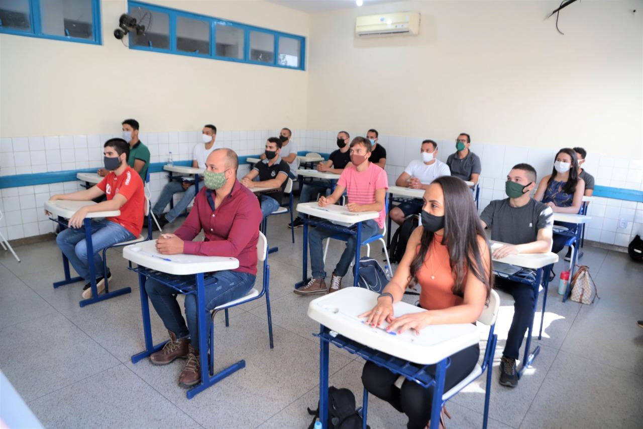 Concurso da Guarda Municipal de Araguaína: Aprovados na avaliação psicográfica devem providenciar exames médicos