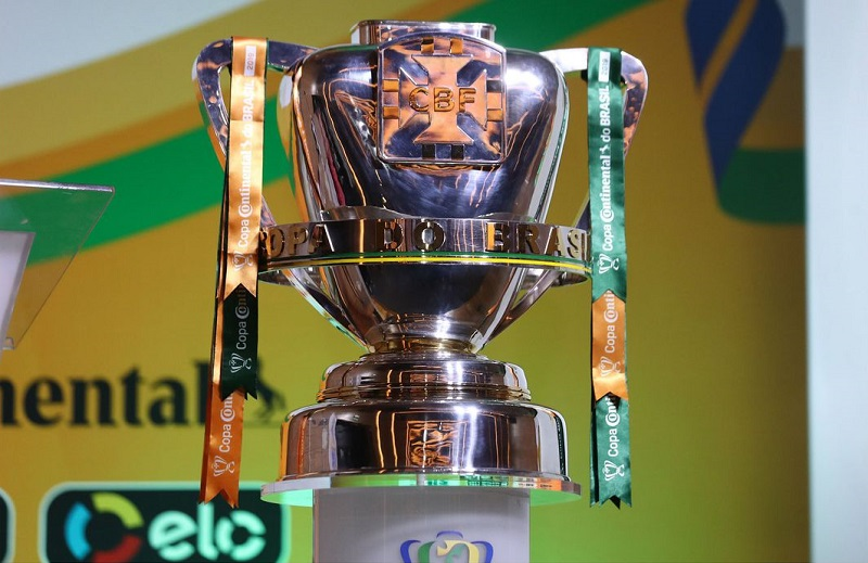 CBF divulga mandos de campo da semifinal da Copa do Brasil; São Paulo e América-MG vão decidir em casa