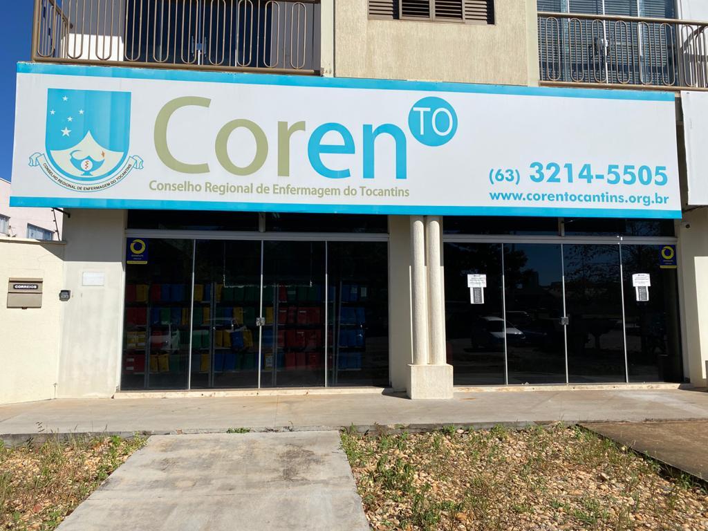 Coren/TO requer revisão do edital do Hospital de Campanha de Palmas