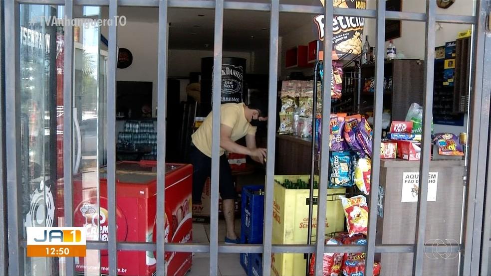 Restrições para o funcionamento do comércio em Palmas terminam nesta quinta-feira (6)