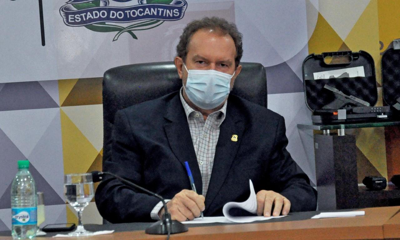 Governador Carlesse regulamenta pagamento das promoções de militares concedidas em 2019