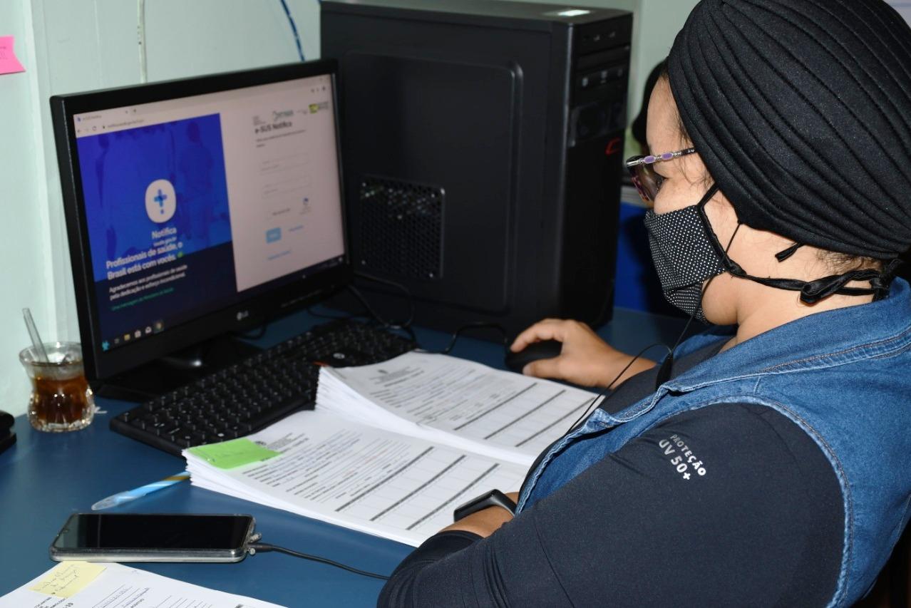 Equipe da Secretaria de Saúde de Paraíso monitora pacientes com Coronavírus