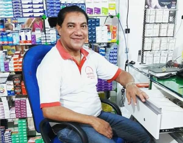 Prefeito de Dois Irmãos parabeniza empresário Gilvan Lira Costa por ocasião de seu aniversário
