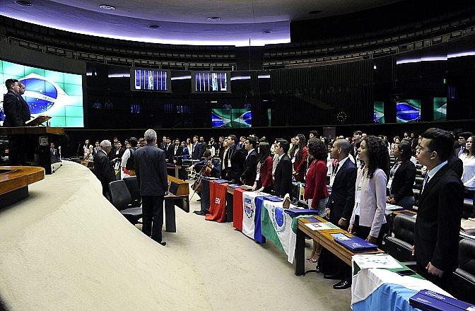 Educação divulga nomes dos estudantes pré-selecionados para o Programa Parlamento Jovem Brasileiro 2020