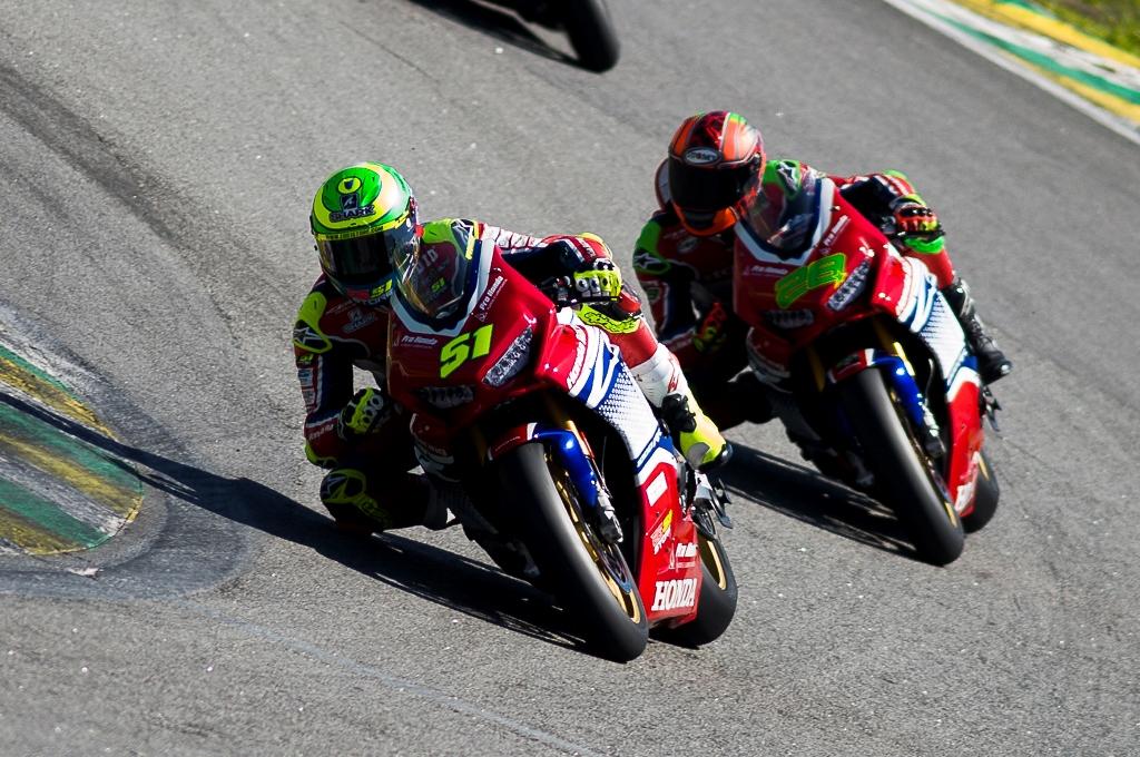 Eric Granado e Pedro Sampaio retornam a Interlagos para terceira etapa do SuperBike Brasil