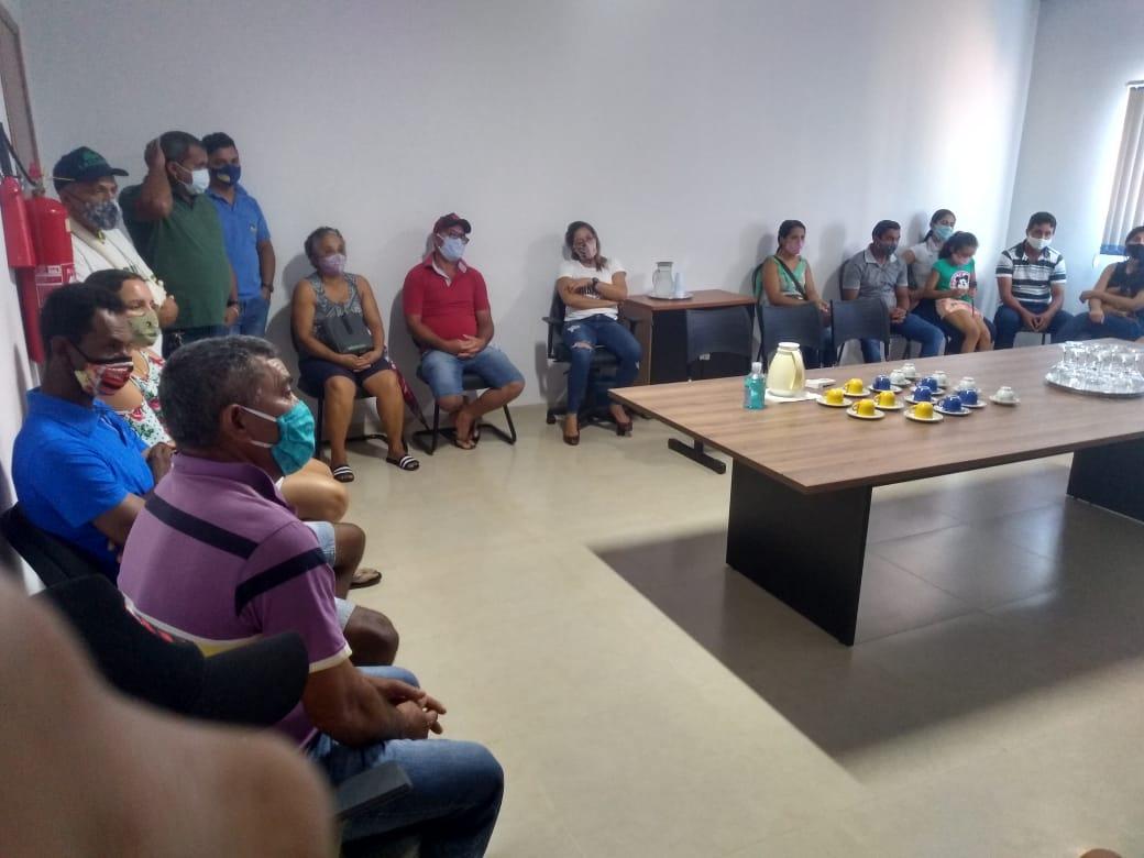 Moradores de Goianorte obtêm regularização fundiária por meio da Prefeitura