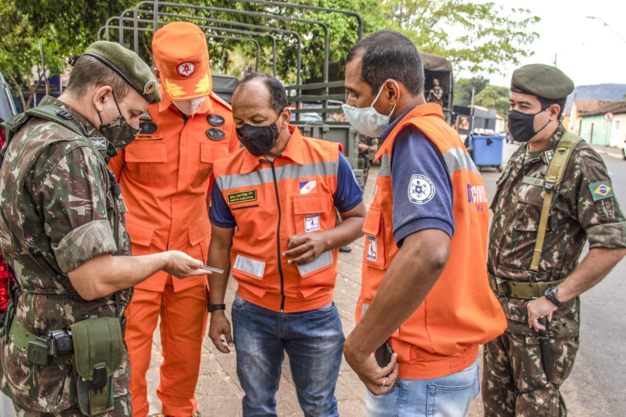 Órgãos ambientais e de fiscalização vão percorrer áreas de Luzimangues, Barrolândia e Miracema em combate aos incêndios