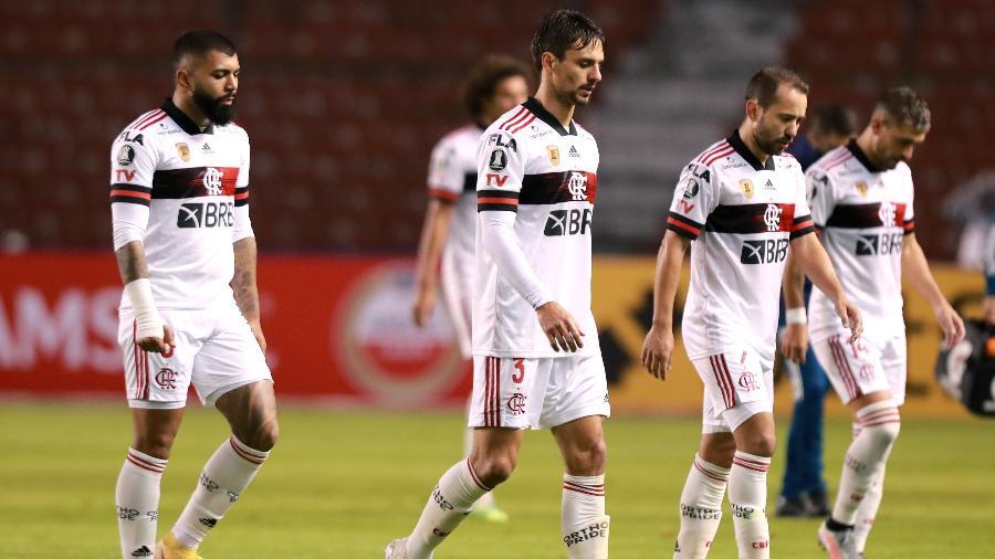 Flamengo confirma mais um infectado pela covid-19; ao todo são 7 atletas com a doença