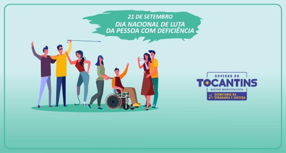 Cidadania e Justiça destaca a luta pela inclusão social e garantia dos direitos da pessoa com deficiência