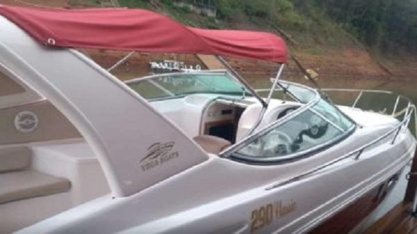 Polícia bloqueia R$ 730 milhões do PCC e apreende lanchas e helicópteros