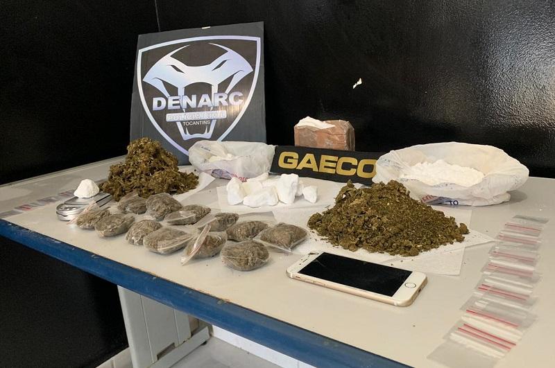 Contra o tráfico de drogas, Polícia Civil e Gaeco realizam operação Jericó na Capital