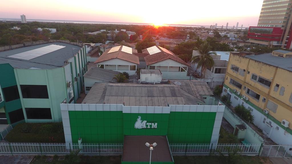 ATM passa a produzir energia própria com sistema solar fotovoltaico