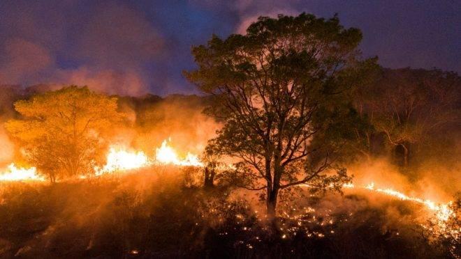 Governo federal libera R$ 3,81 milhões para conter queimadas no Pantanal