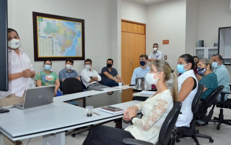 Hospital Geral de Palmas fortalece protocolo para atendimento de pacientes com AVC