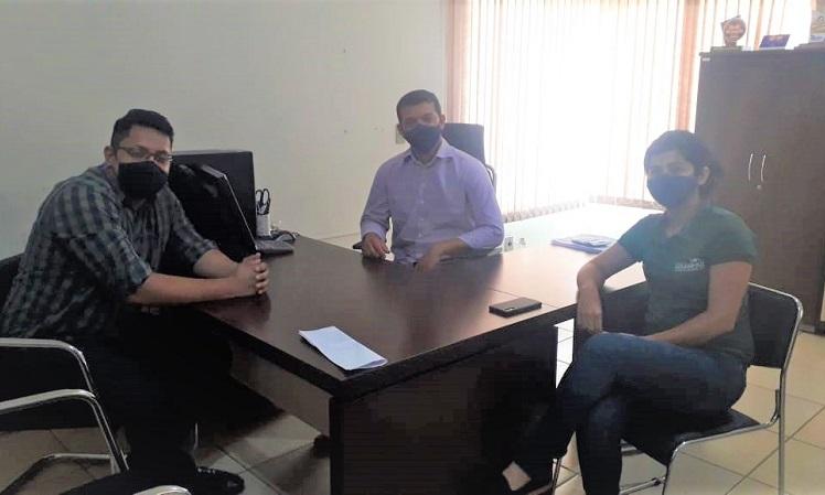 Secretaria do Meio Ambiente visita Marianópolis em busca de informações sobre sistema de coleta seletiva