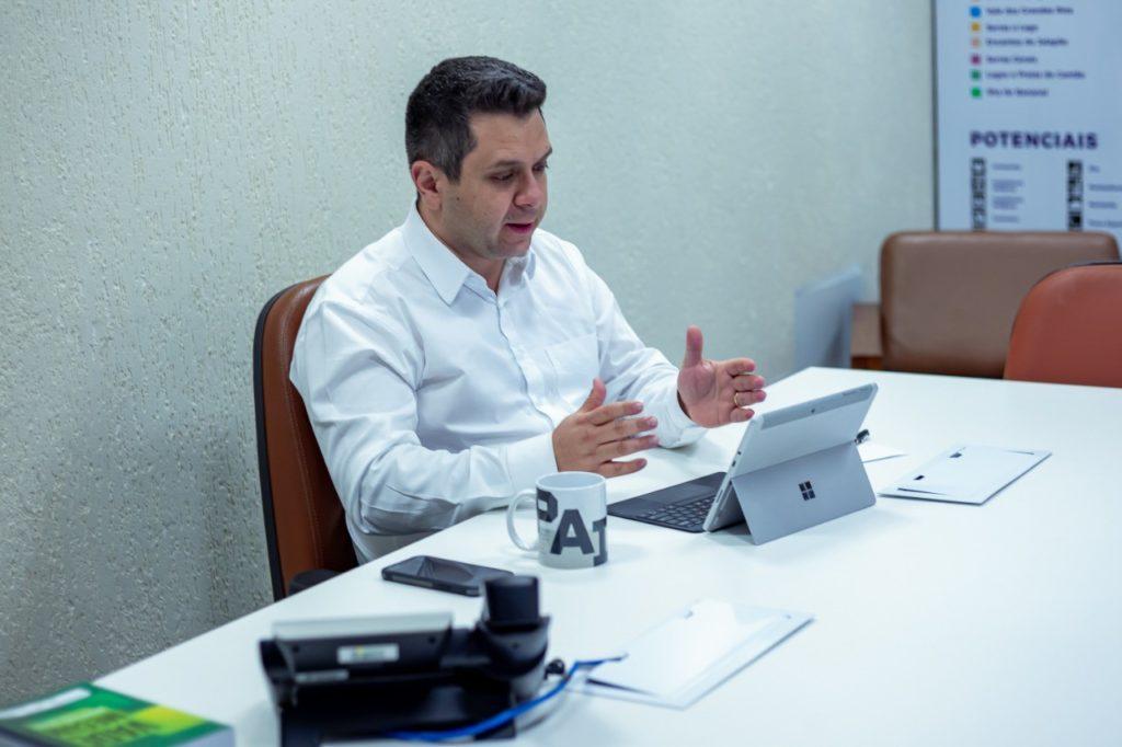 Tiago Dimas questiona e pede suspensão do edital de leilão que prevê duplicação da BR-153 para daqui 20 anos