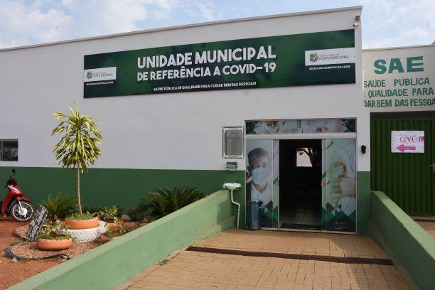 Unidade Municipal de Referência à Covid-19 fortalece trabalho de enfrentamento da doença em Porto Nacional