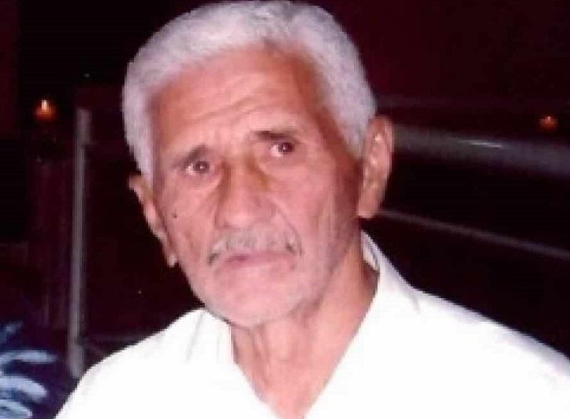 Ex-vereador de Araguatins, Valério Aguiar morre aos 81 anos