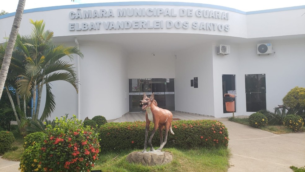 Concurso da Câmara de Vereadores de Guaraí é suspenso pelo Tribunal de Contas por causa da pandemia