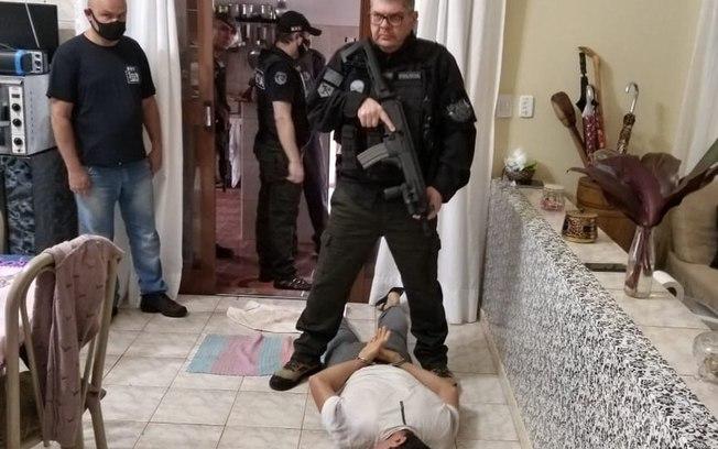 Criminoso mais procurado do Brasil é preso no interior de SP; ele vendia limões na região como disfarce