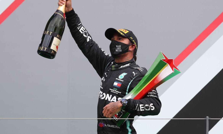Lewis Hamilton se torna maior vencedor da Fórmula 1