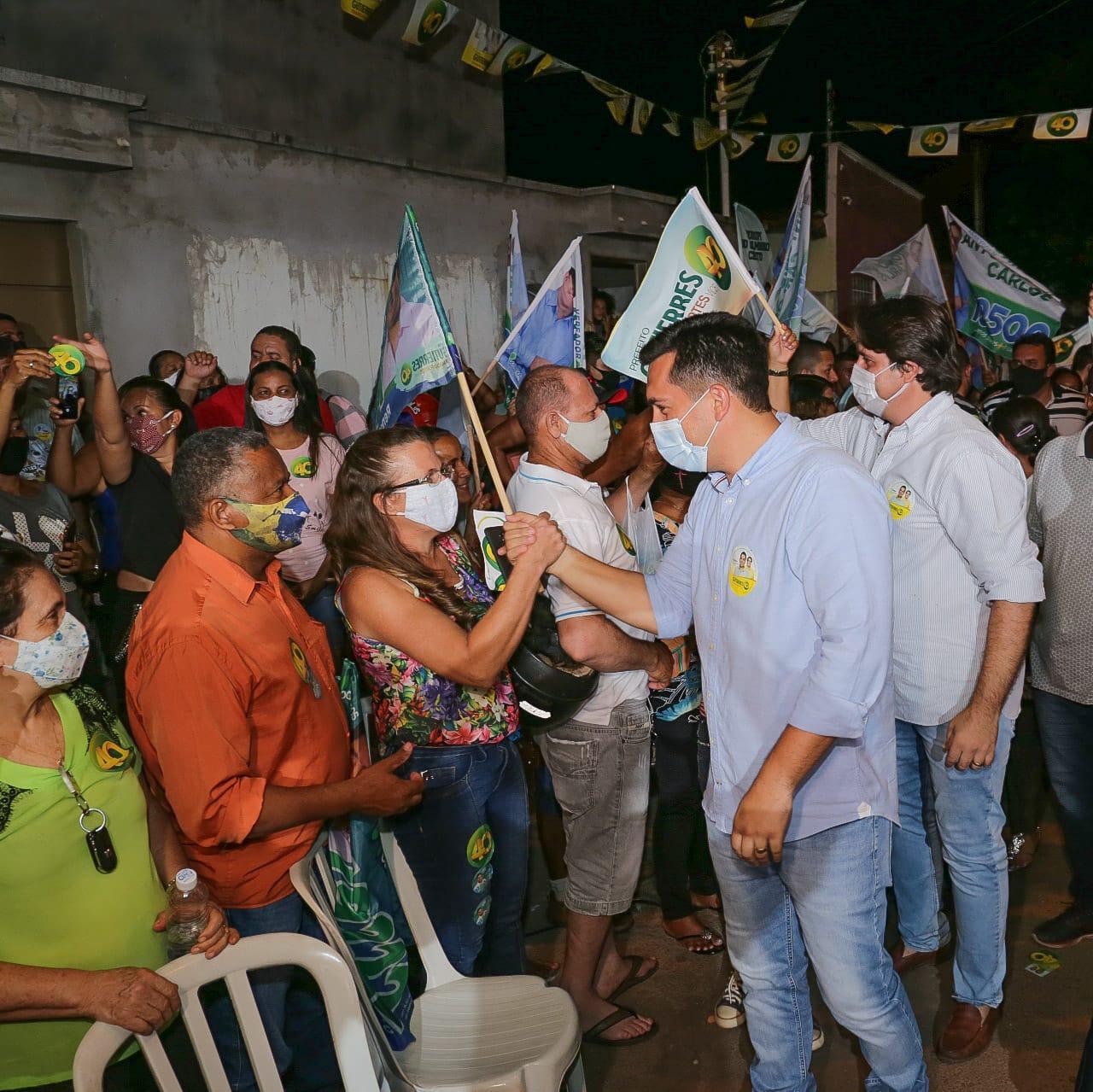 Justiça nega pedido de Josi que tentava impedir a divulgação de pesquisa que traz Gutierres com 54% dos votos válidos