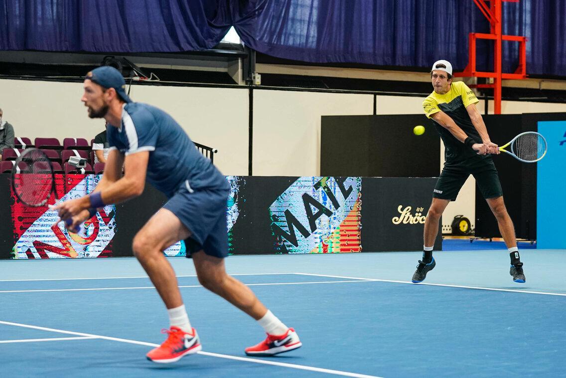 Melo e Kubot estreiam com vitória e estão nas quartas de final em Viena