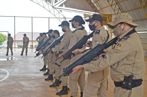 6º BPM encerra semana de Instrução de Tiro Policial em Palmas
